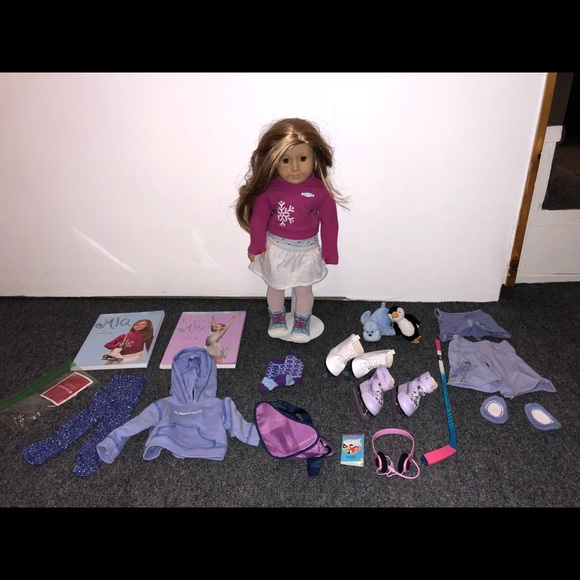 American Girl Doll Kit Retired Book Bag /& Supplies Two Pencils ONLY